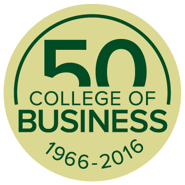 50 College of Business - 1966-2016