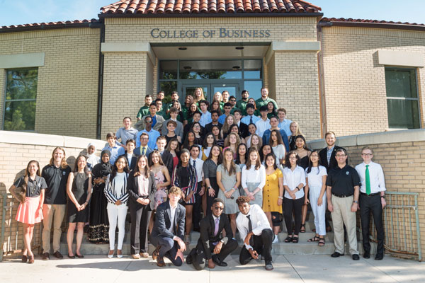 Global Business Academy group photo