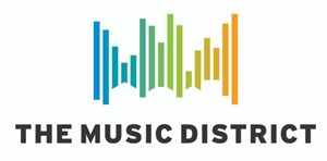 The Music District Logo