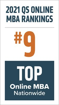 #8 Online Master in IT Programs for Veterans, U.S. News & World Report