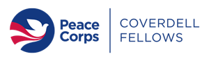 Peace Corps Coverdell Fellows logo